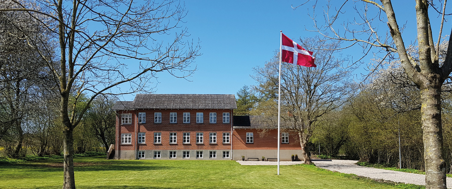 Axelhus ved Lundeborg